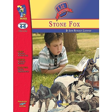 Stone Fox Lit Link, Grade 4-6