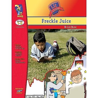 Freckle Juice Lit Link, Grade 1-3