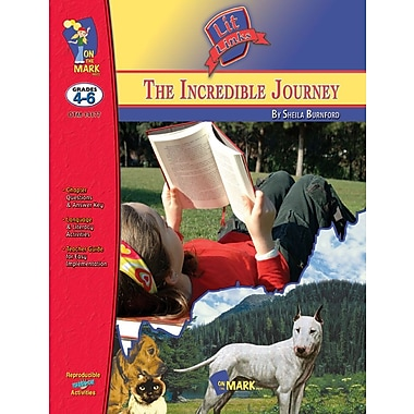 Incredible Journey Lit Link, Grade 4-6