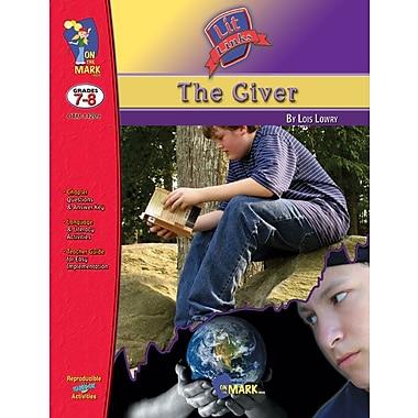 The Giver Lit Link, Grade 7-8