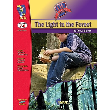 Light in the Forest Lit Link, Grade 7-8
