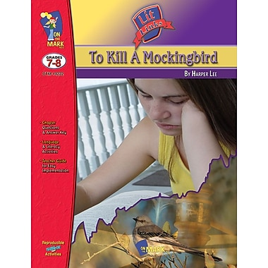 To Kill a Mockingbird Lit Link, Grade 7-8