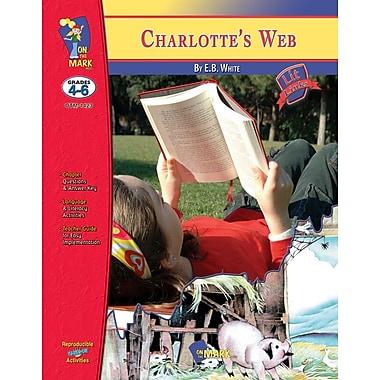 Charlotte's Web Lit Link, Grade 4-6