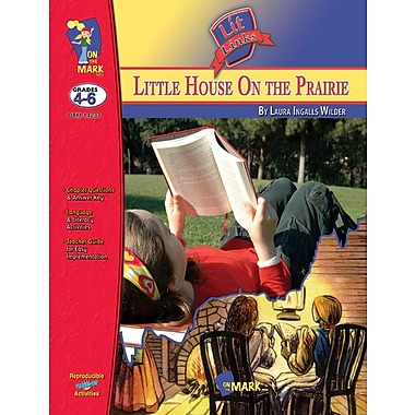 Little House on the Prairie Lit Link, Grade 4-6