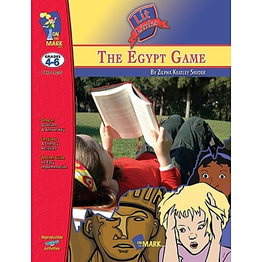 The Egypt Game Lit Link, Grade 4-6