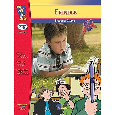 Frindle Lit Link, Grade 4-6