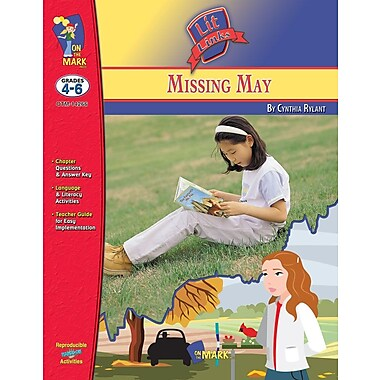 Missing May Lit Link, Grade 4-6