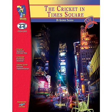 The Cricket in Times Square Lit Link, Grade 4-6