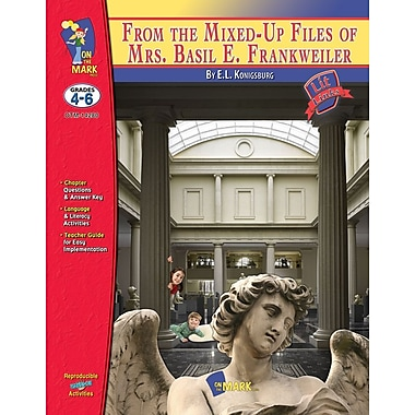 From the Mixed-Up Files of Mrs. Basil E. Frankweiler Lit Link, Grade 4-6