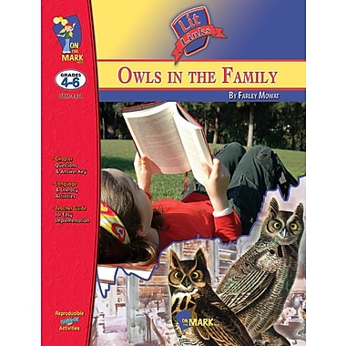 Owls in the Family Lit Link, Grade 4-6