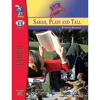 Sarah Plain and Tall Lit Link, Grade 4-6