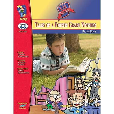 Tales of the Fourth Grade Lit Link, Grade 4-6