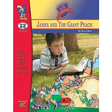 James and the Giant Peach Lit Link, Grade 4-6