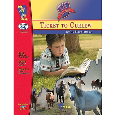 Ticket to Curlew Lit Link, Grade 4-6