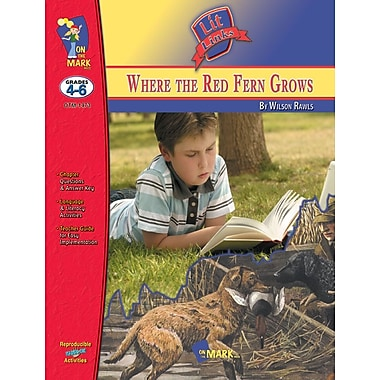 Where the Red Fern Grows Lit Link, Grade 4-6