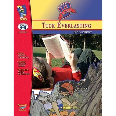 Tuck Everlasting Lit Link, Grade 4-6