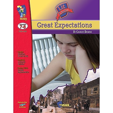 Great Expectations Lit Link, Grade 7-8