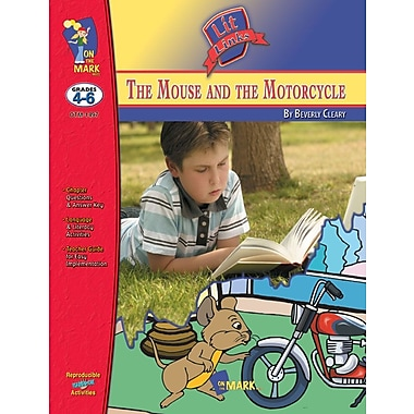 Mouse and the Motorcycle Lit Link, Grade 4-6