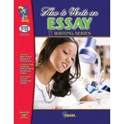 « How to Write an Essay, 1re à 5e secondaire