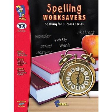 Spelling Worksavers #1, Grade 3-5