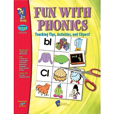 Fun with Phonics, Grade 1-3