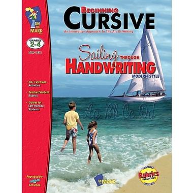 Beginning: Cursive Modern Style, Grade 2-4