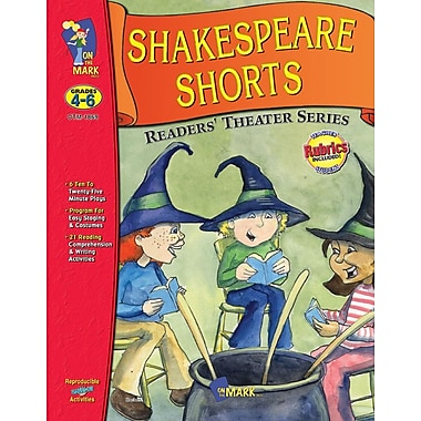 Readers' Theatre Series: Shakespeare Shorts, Grade 4-6