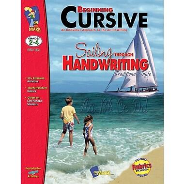 Beginning: Cursive - Traditional Style, Grade 2-4