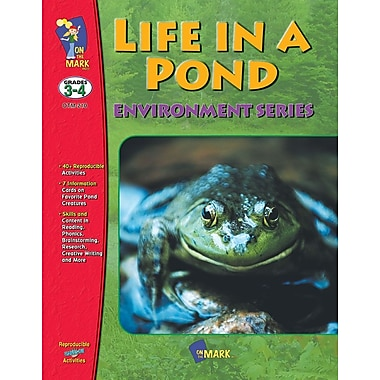 Life in a Pond, Grade 3-4