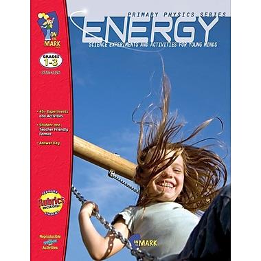 Energy, Grade 1-3