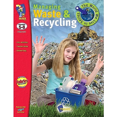 Managing Waste and Recycling, Grade 5-8