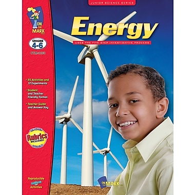 Jr. Science Series: Energy, Grade 4-6