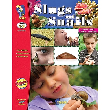 Slugs and Snails, Grade 1-3