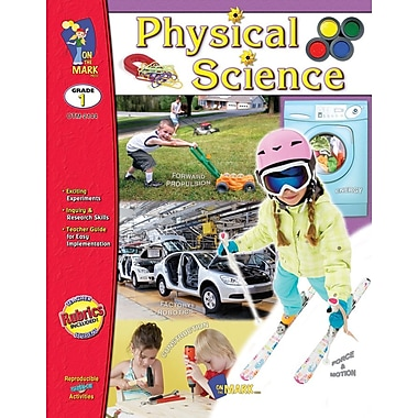 Physical Science Books for Grades 1-4