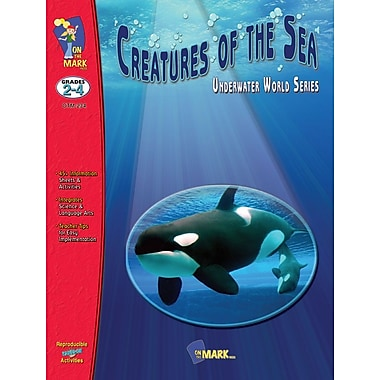 Creatures of the Sea, Grade 2-4