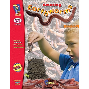 Amazing Earthworms, Grade 2-3