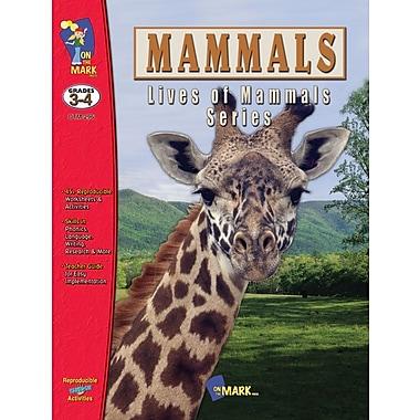 Mammals, Grade 3-4