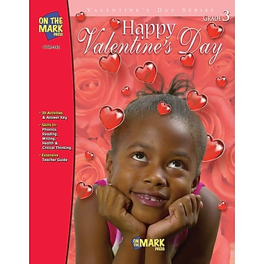Happy Valentine's Day, Grade 3