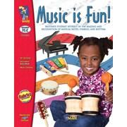 Livres Music is Fun! pour les années prématernelle à 6e, anglais