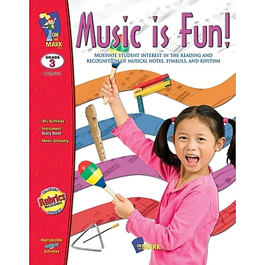 Music is Fun!, Grade 3