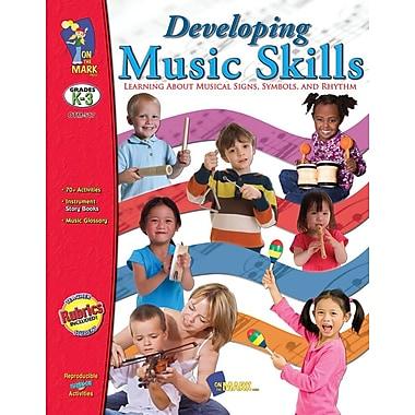 Developing Music Skills Books