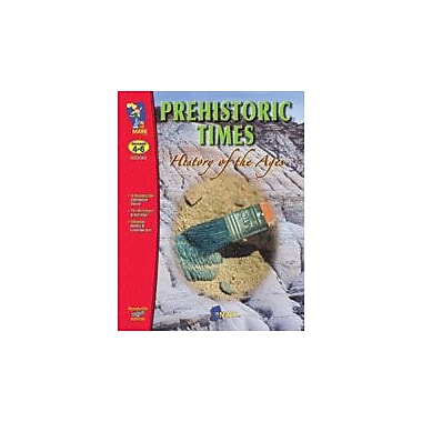 Prehistoric Times, Grade 4-6