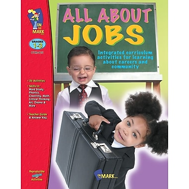 All About Jobs, Grade 1-3