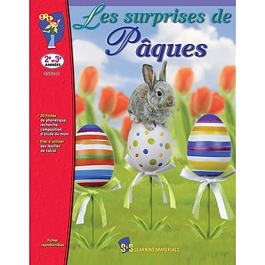 Easter Surprises!, Grades 2-3 (French Book)