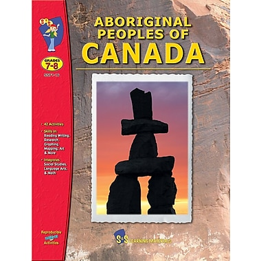 Aboriginal People of Canada, Grade 7-8