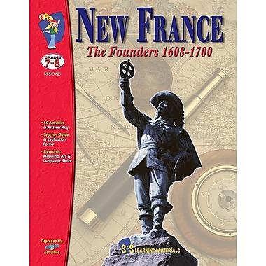 New France Part 1 & 2 Books, Grade 7-8