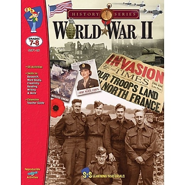 World War II, Grade 7-8