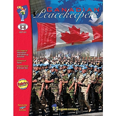Canadian Peacekeepers, Grade 5-8
