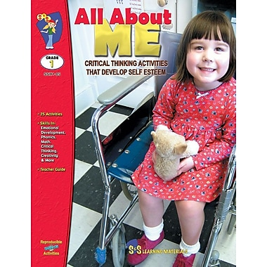 All About Me, Grade 1