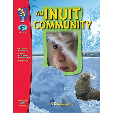 An Inuit Community, Grade 3-4
